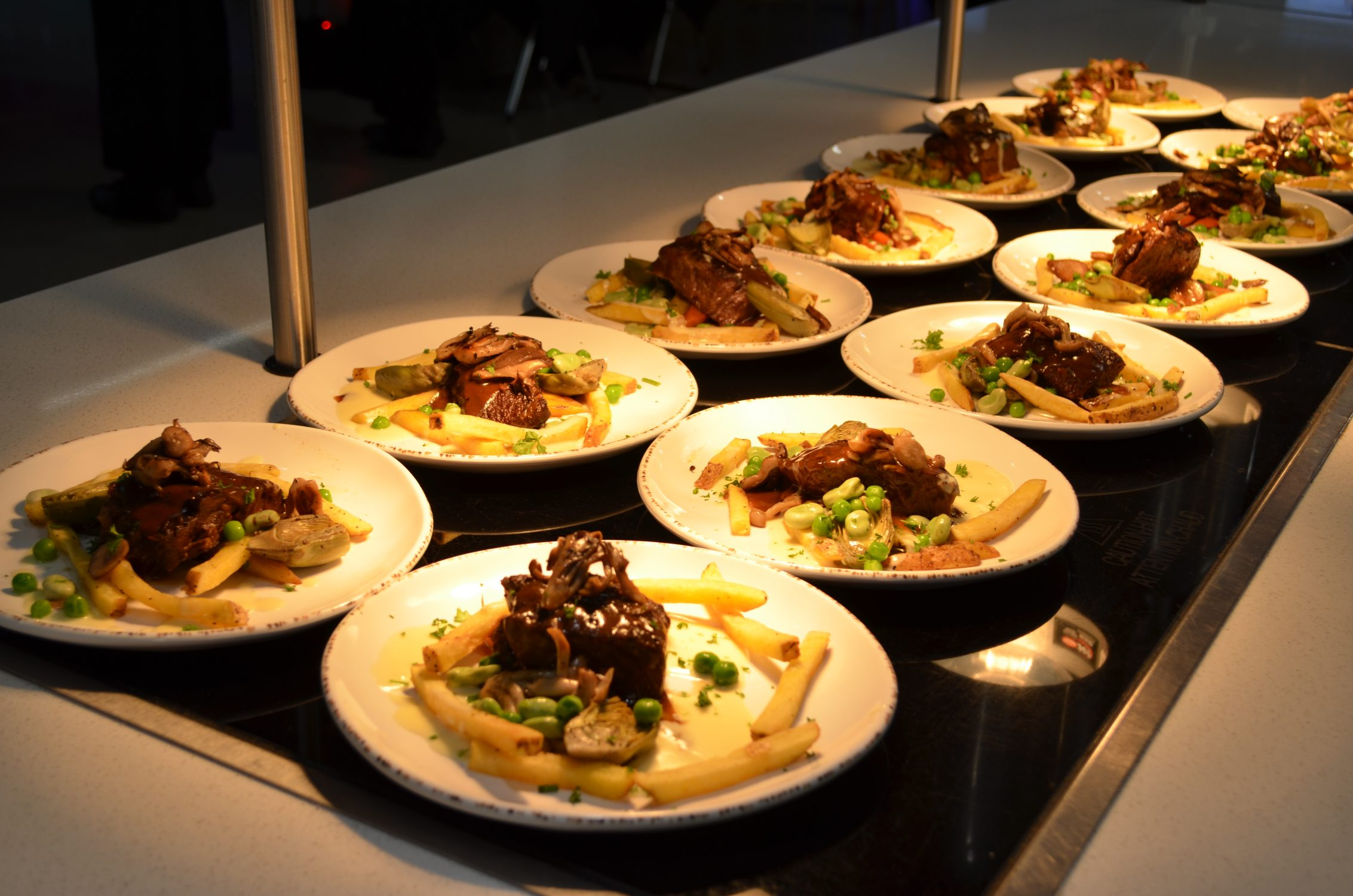 hospitality dining services food at uci